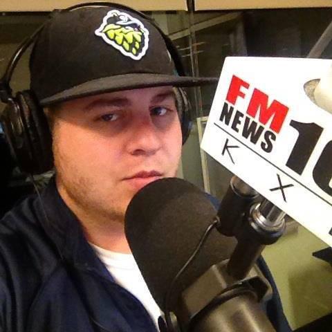 On The Job At FM News 101 KXL