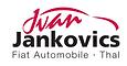 Logo Ivan Jankovics Fiat Automobile