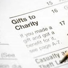 $50 One Time Tax-deductible Gift to the Ministry
