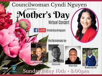Councilmember Cyndi Nguyen presents a Mo