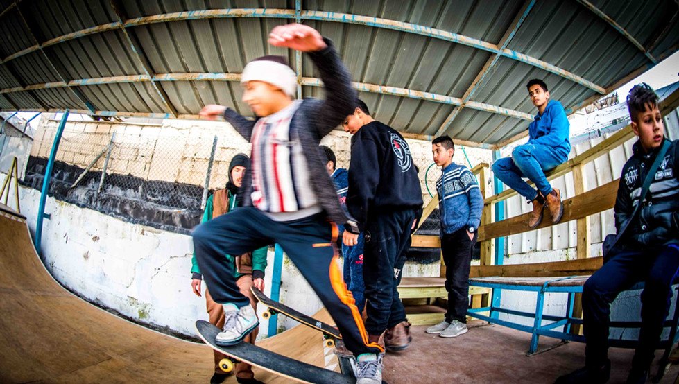 Dheisheh Refugee Camp