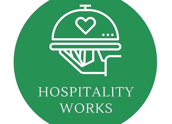 Donation Towards Hospitality Works