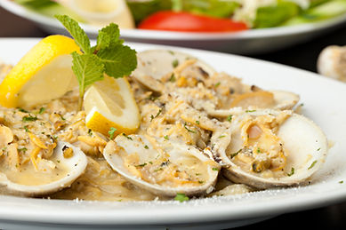 Marsilio's Kitchen, clams