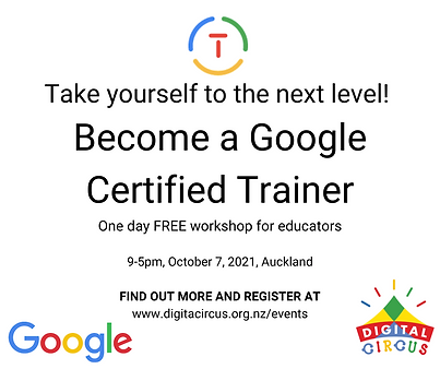 Take yourself to the next level! Become
