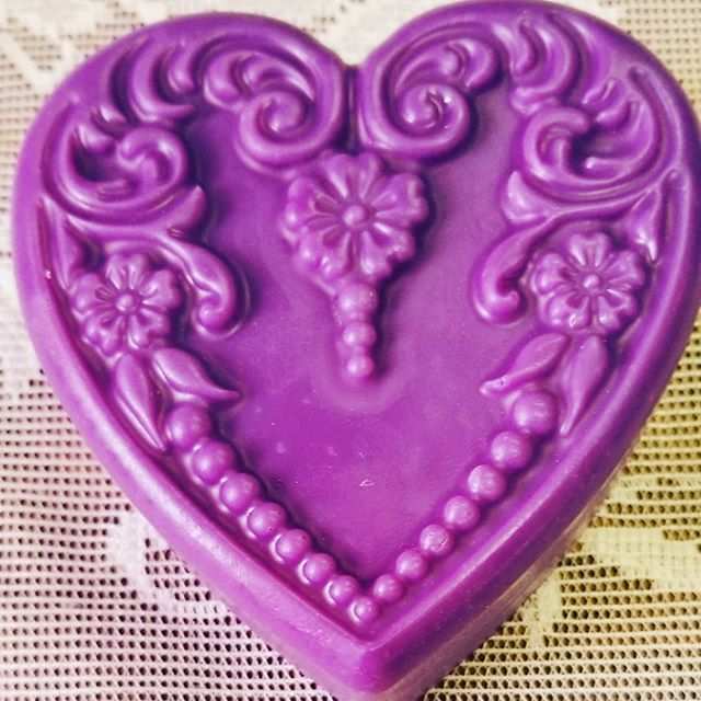 purpleheartsoap