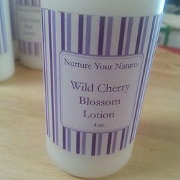 Wild Cherry Blossom Lotion