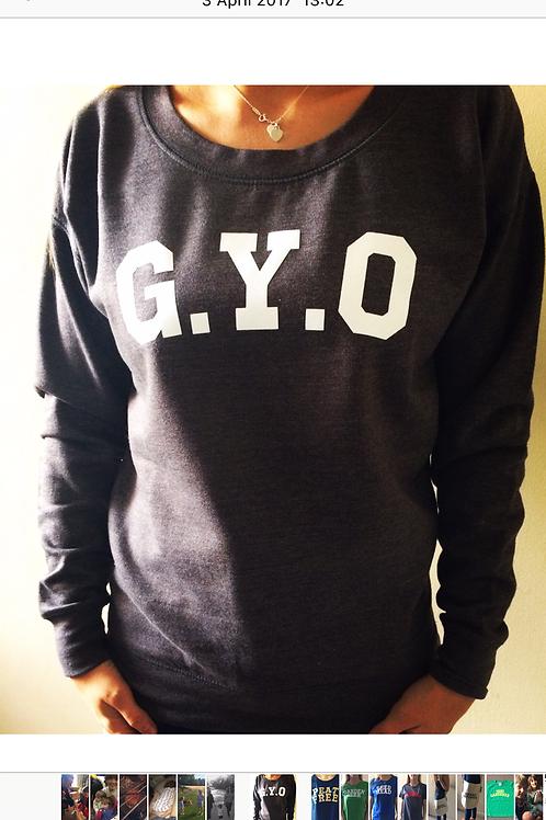 G.Y.O. Sweater