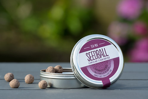 Seedball- Tea Mix