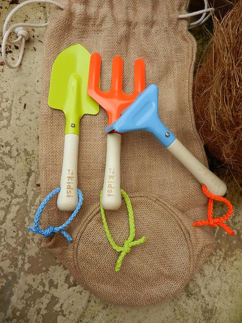 Kids Triple Pack Tool Set