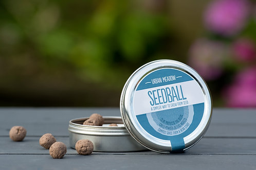 Seedball -Urban Meadow