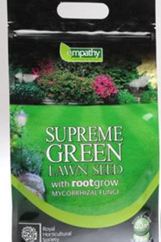 SUPREME GREEN LAWN SEED