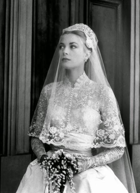 Le bouquet de mariée de la princesse Grace Kelly