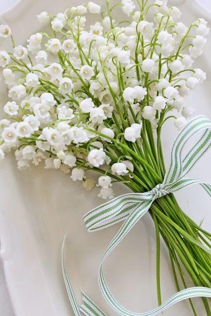 Du muguet dans votre bouquet de mariage