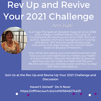 Rev Up and Revive Your 2021 Challenge An