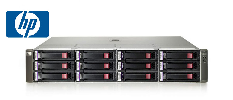 HP StorageWorks D2D Backup System