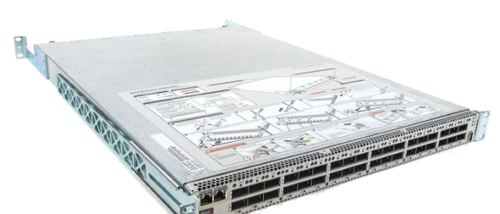 Sun Oracle X2821A 602-4758-02 Datacenter Infiniband 36 Port 40Gb QSFP+ L3 Switch
