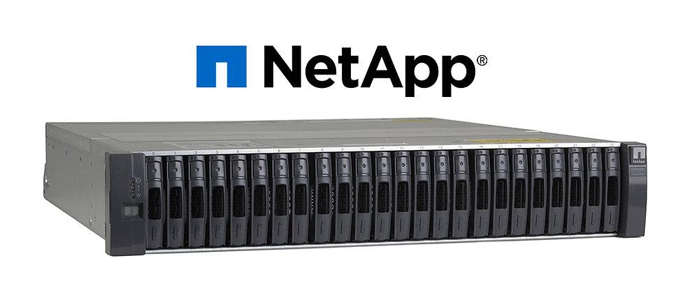 NetApp DS2248 24 x 600GB SAS 2,5'' HDD