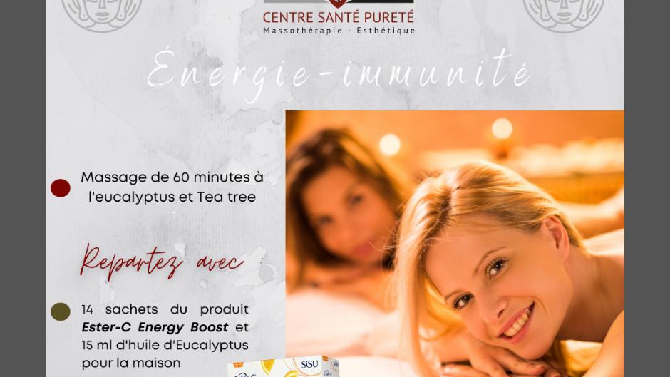 Combo Énergie-Immunité