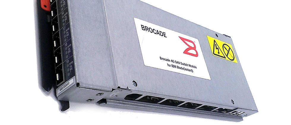 Brocade 4G SAN Switch Modülü (IBM BladeCenter İçin)