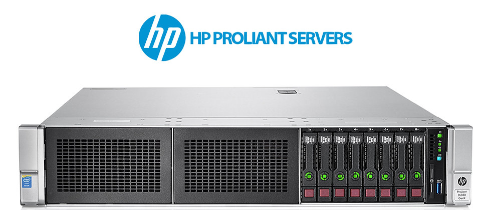 HP PROLIANT DL380 GEN9/2xE5-2650v3 2.3GHz/128GB/3.6 TB HDD