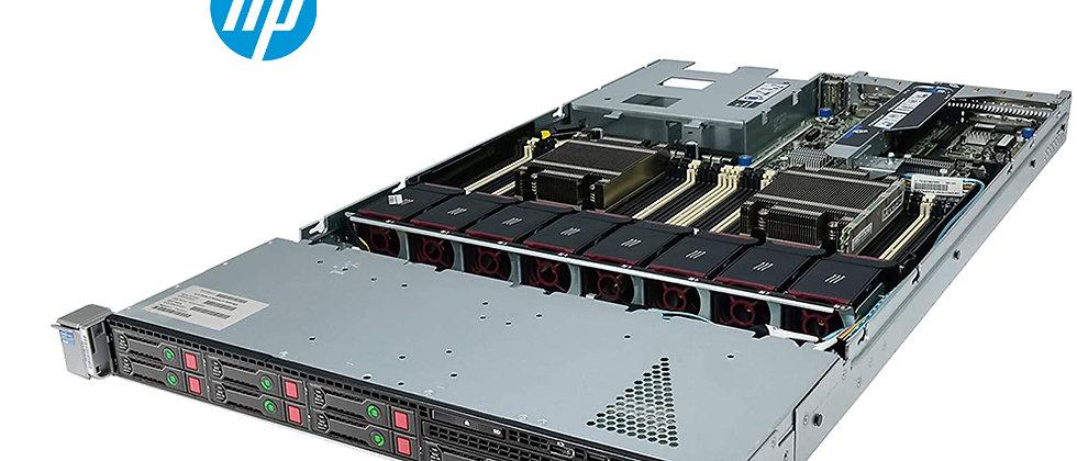 HP PROLIANT DL360P GEN8/1x E3-2680/6x600GB-2X300GB/128GB SUNUCU