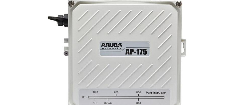 ARUBA AP-175P FCC ID: Q9DAP175 ACCESS POINT