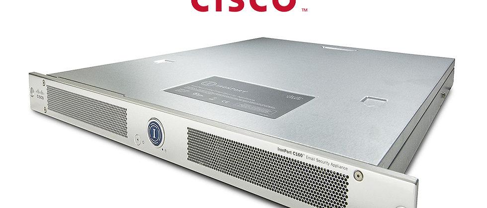 Cisco IronPort C160 Email Güvenlik Cihazı (Security Appliance)