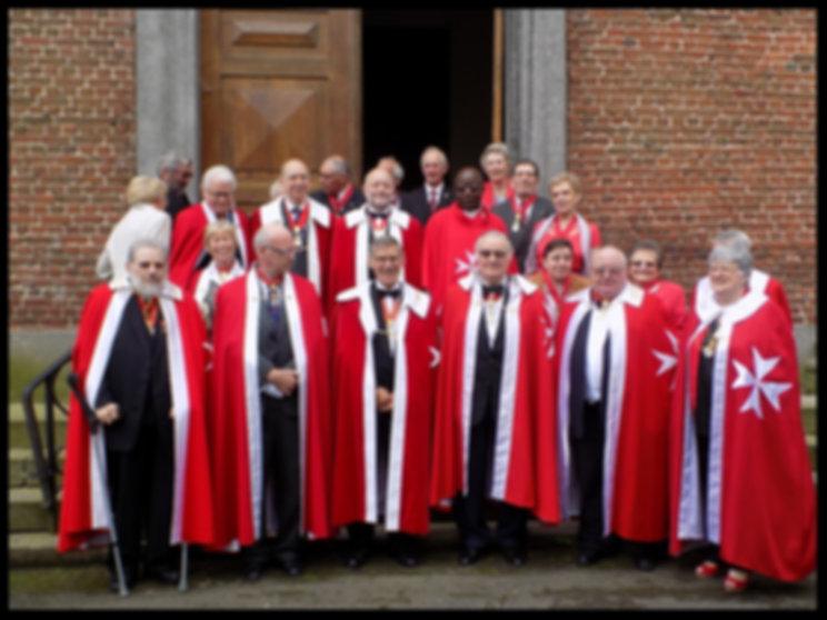 Ordre Saint du Temple Belgique