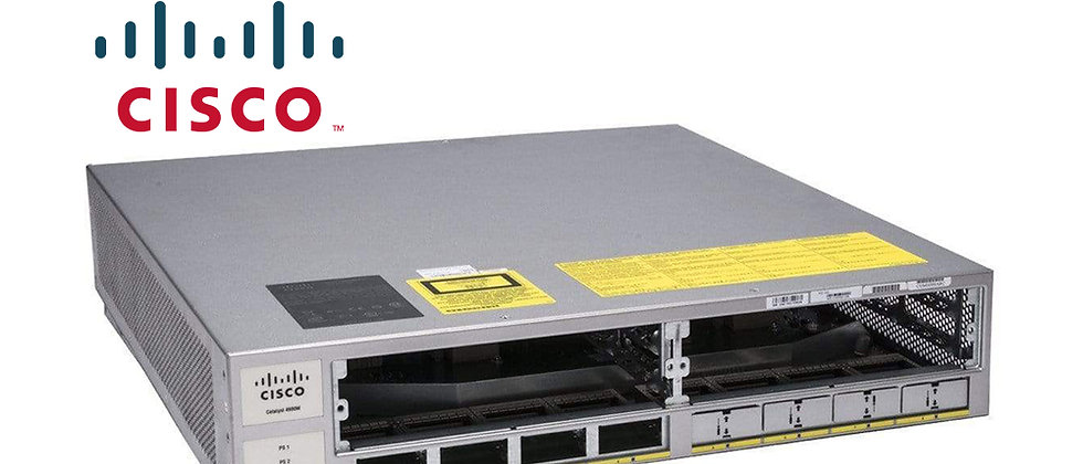 Cisco Catalyst 4900M / 20 Port 1 Gb / 8 Port 10GbE Switch