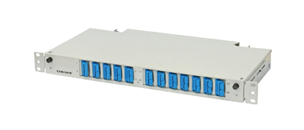 Superonline canovate CAN-FPP-200 FIBER OPTIK PATCH PANEL