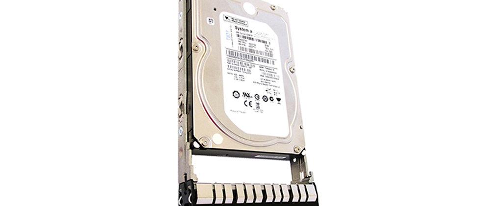 IBM 1.2 TB 10K 2.5 İNÇ 6GB SAS STORAGE HDD ST1200MM0007