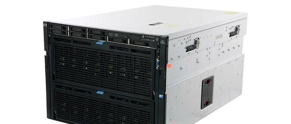 HP PROLIANT DL980 G7/4xE7 4870 2.40GHz/16x8gb/4x300GB HDD/SUNUCU