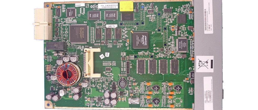 ADIC 3-01989-12 (2-00216-06 REV B) Controller (Blade) Card