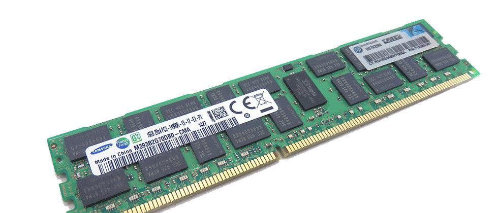 SAMSUNG 16 GB 2Rx4 PC3 14900R/HP 712383-081 RAM
