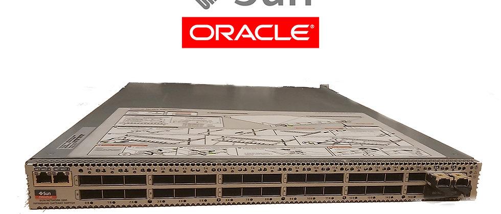Sun Oracle 7054728 QDR Infiniband Gateway Switch 32 QSFP + 4PORT