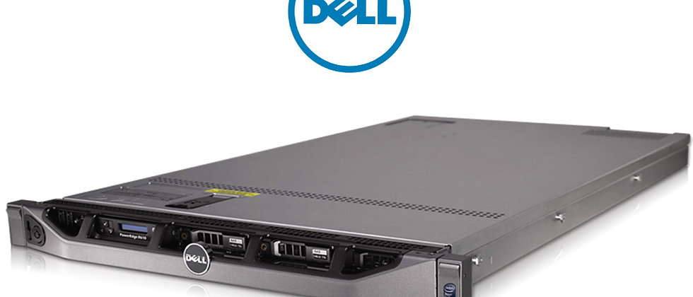 Dell r410 2x E5660/4x 2 TB/64 GB /2x500W PSU/1U RACK SUNUCU