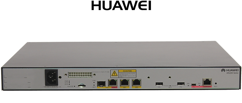 HUAWEİ AR2200-S SERİSİ ROUTER