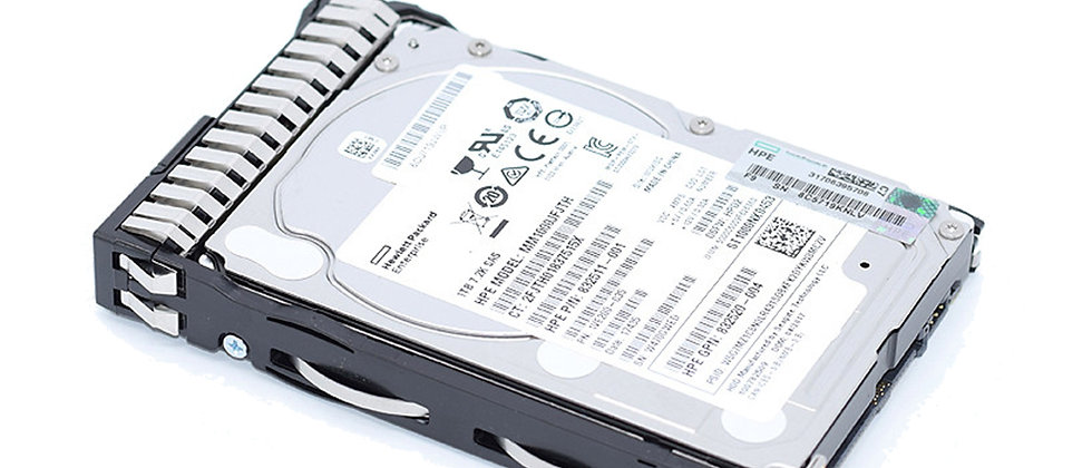 HPE ST600MM0018/840456/ 600GB/10K SAS HDD