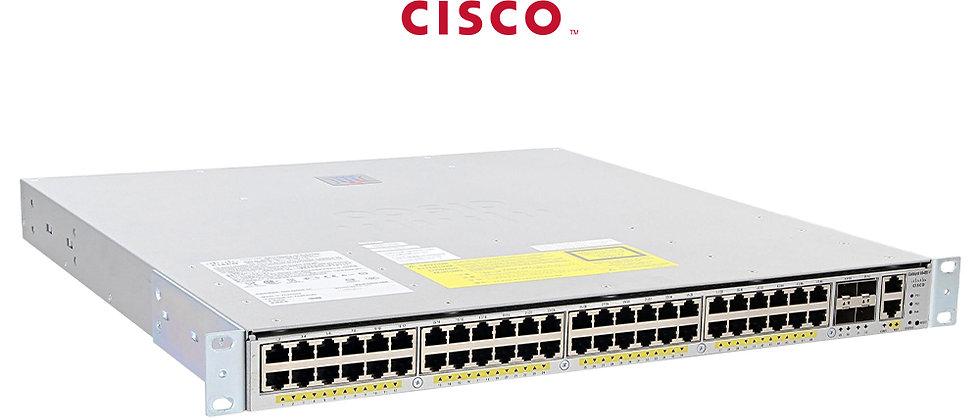 Cisco Catalyst WS-C4948e-f 48 Port Ethernet Switch