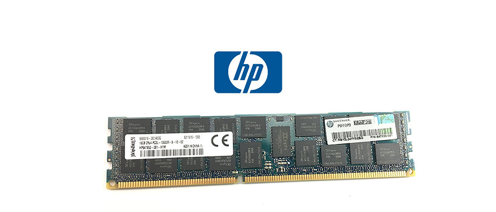 Hp 16 GB 10600R PC3 ECC Server Ram'ı