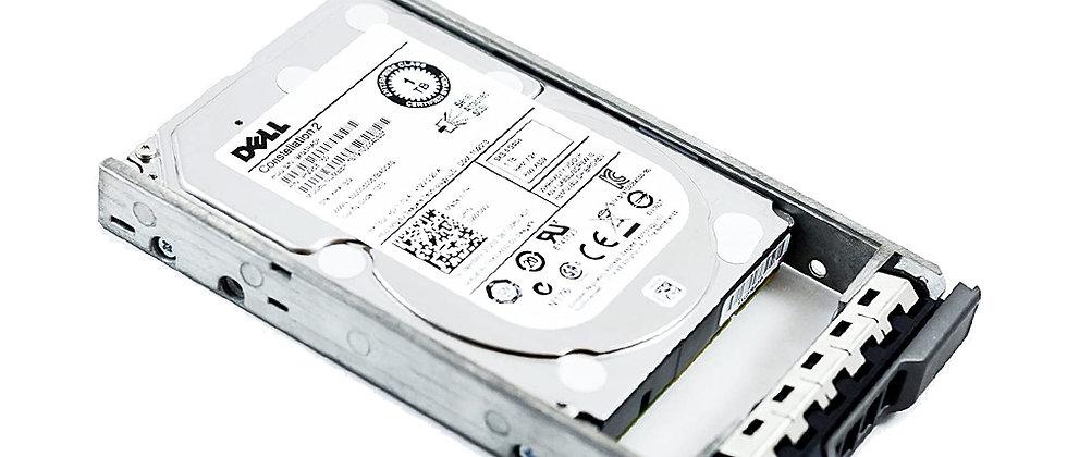 """Dell ST91000640SS/9XGCBVB/1TB/6Gb/s SAS 2.5""""/7.2K RPM HDD"""