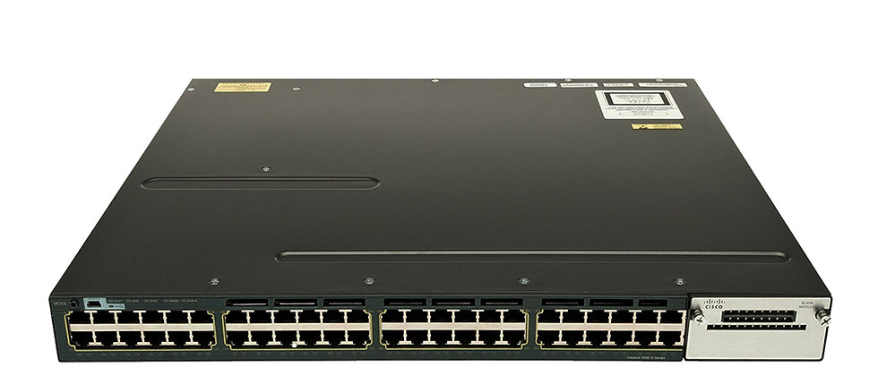 Cisco Catalyst 3560 series PoE-48 Switch 48 Port