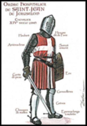 Chevalier de Saint Jean de Jerusalem