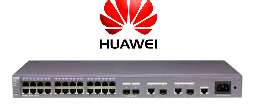 Huawei S2350-28TP-El-AC / 28 Port Gigabit Switch