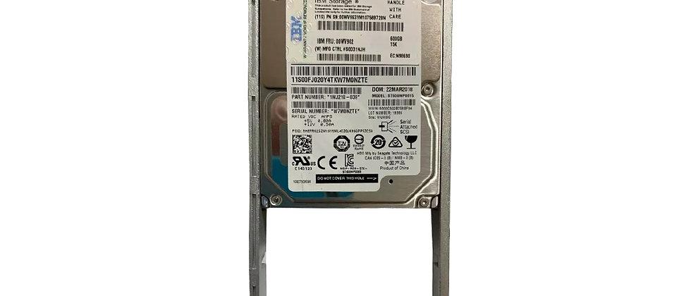 """IBM/ST600MP0015/2,5""""/600 gb/15K RPM /FRU00WV962/HARDDISK"""