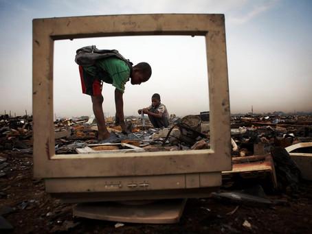Elektronik atıklar geleceği tehdit ediyor…