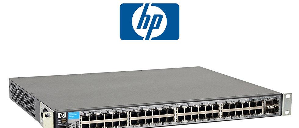 HP ProCurve 2910al-48G J9147A 48 Port Gigabit Switch