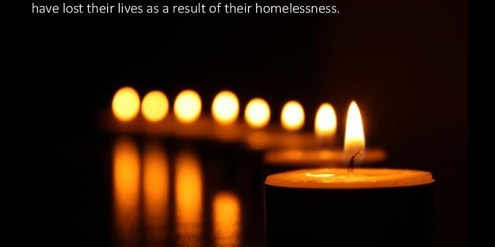 Homeless Memorial Virgil