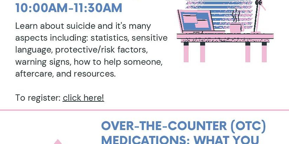 CIBH: Suicide Let's Talk About It