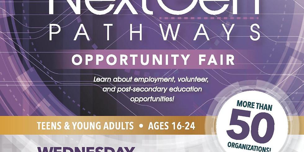 NextGen Opportunity Fair